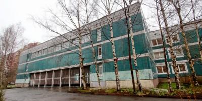 Школа на улице Маршала Захарова, 58