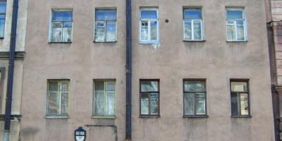 Воронежская улица, Лиговский проспект, дом 141, литера Л