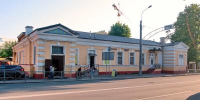 Уральская улица, дом 8б
