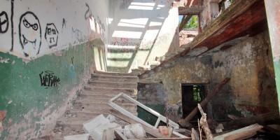 Красное Село, улица Восстановления, дом 7, лестница
