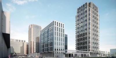 Улица Шостаковича, проект жилого комплекса