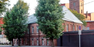 Улица Степана Разина, 9, литера Д