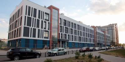 Улица Глеба Успенского, дом 9, школа