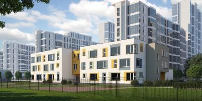 Верхне-Каменская улица, проект детского сада