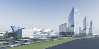 Балканская площадь, проект офисных зданий