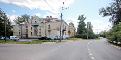 Колпино, Загородная улица