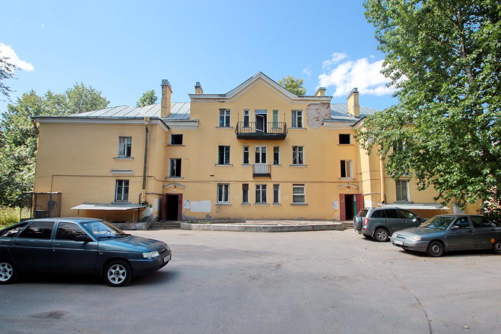 Колпино, Загородная улица, дом 31