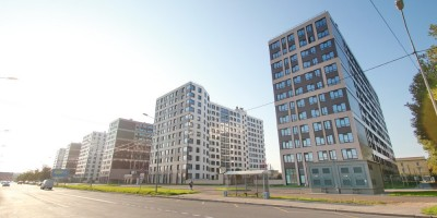 Кузнецовская улица, дом 58, жилой комплекс