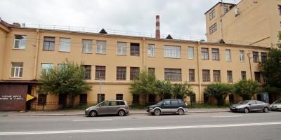 Малый проспект Петроградской стороны, 4, секция