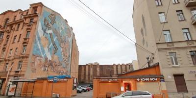Малый проспект Петроградской стороны, дом 1а