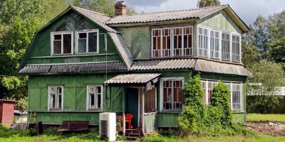 Парголово, Байкальская улица, дом 5