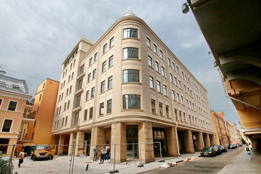 Щербаков переулок, 17, бизнес-центр