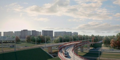 Трамвайная линия Купчино— Славянка