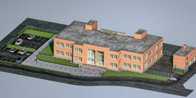 Улица Дыбенко, проект поликлиники, объекта амбулаторно-поликлинического обслуживания