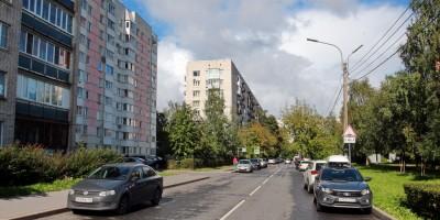 Койровскиий переулок