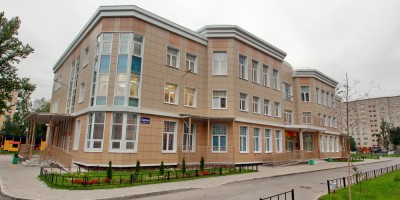 Металлострой, Садовая улица, дом 2, корпус 4, детский сад