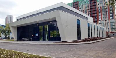 Московское шоссе, дом 3, корпус 2, спортивный комплекс