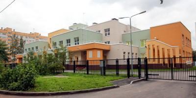 Проспект Ветеранов, дом 5, корпус 2, детский сад