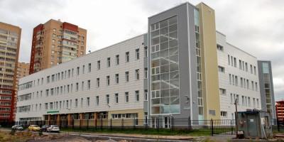 Союзный проспект, дом 7, поликлиника для детей