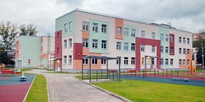 Улица Добровольцев, дом 18, корпус 2, детский сад