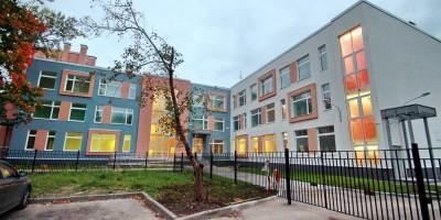 Улица Добровольцев, дом 56, корпус 3, детский сад
