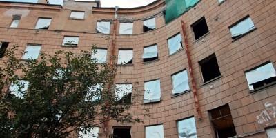 Улица Швецова, дом 4, капитальный ремонт