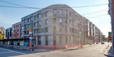 Волковский проспект, дом 6