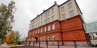 Сестрорецк, улица Мосина, дом 63, школа 434