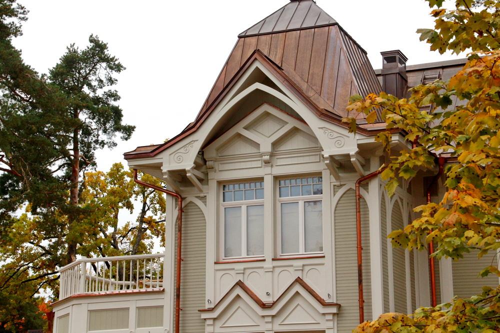 Сестрорецк, Зоологическая улица, дом 19, башенка