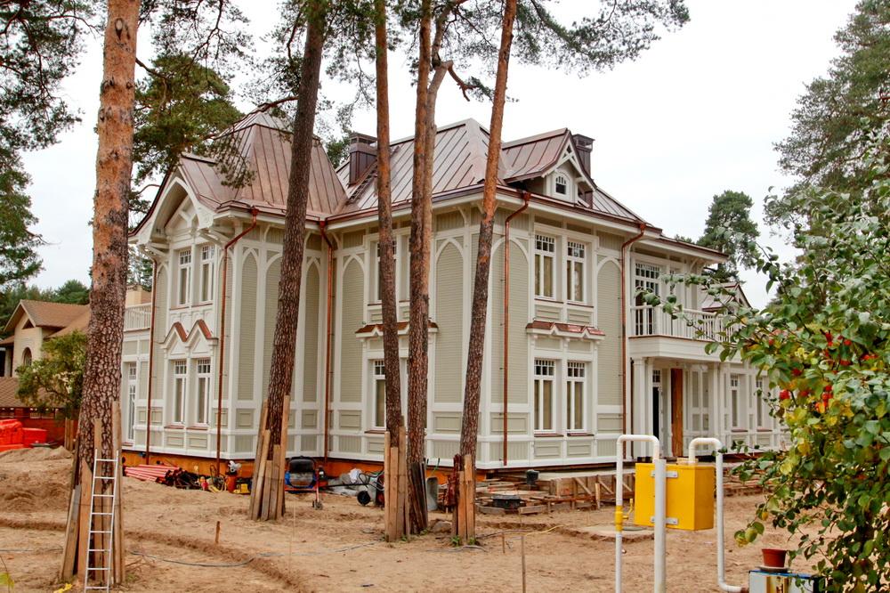 Сестрорецк, Зоологическая улица, дом 19